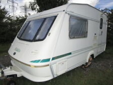 Elddis With Awning Caravans