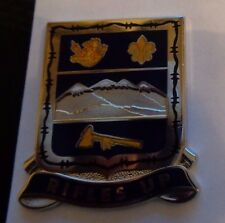 CREST,DI , 157TH INFANTRY BATTALION, CO NG.