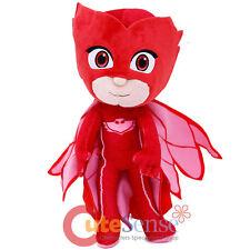 PJ Masks Owelette Plush Doll Backpack Soft Stuffed Tou Costume Bag Red Mask