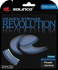 """Solinco """"Heaven Strings Revolution 6-Sided Poly (Polyester) 16/16L/17/18 Gauge T"""
