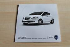 129531) Lancia Ypsilon - Preise & tech. Daten & Ausstattungen - Prospekt 07/2012