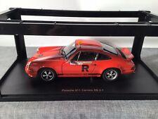Porsche 911 Carrera RS 2.7 Umgestaltung vormals Autoart in 1:18