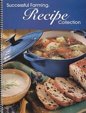 SUCCESSFUL FARMING RECIPE COLLECTION COOKBOOK CARAWAY POT ROAST, RED HOT CHILI