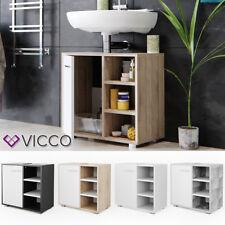 VICCO Waschbeckenunterschrank PERRY Badschrank Kommode Unterschrank Badmöbel
