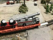 N Scale Mack Circus Human Cannonball truck, resin and 3D printed