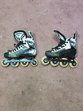 Mission HGX In-Line Roller Hockey Blades Skates Size 6