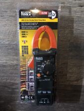 Klein Tools 400A AC Auto-Ranging Digital Clamp Meter - (CL210) *Brand New*