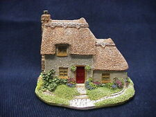 Lilliput Lane 1992/93 Pussy Willow Cottage In Original Box w deed and Coa