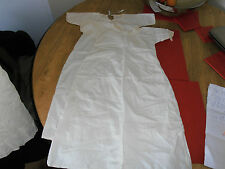 Two Victorian Infant Cotton Tunic