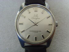 Vintage Shanghai 1524 732 17J Mechanical Manual Used Watch
