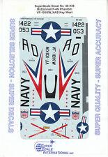 1/48 SuperScale Decals F-4N Phantom II VF-101KW NAS Key West 48-939