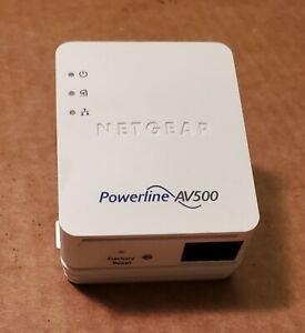 NETGEAR Powerline AV500 Port - Essentials Edition…