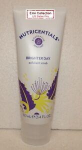 Nu Skin Nuskin Nutricentials Brighter Day Exfoliant Scrub 3.4fl oz 100ml New