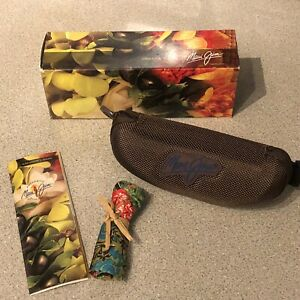 maui jim sunglasses case