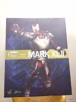 Hot Toys PPS 001 Iron Man 3 Mark 42 XLII xlii Power Pose Tony Stark NEW