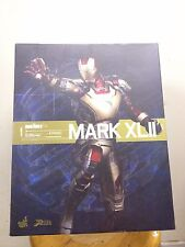 Hot Toys PPS 001 Iron Man 3 Mark 42 XLII xlii Power Pose Tony Stark NEW