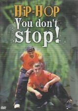 Hip Hop You Don't Stop (DVD, 2006)