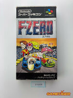 F-ZERO Nintendo Super Famicom SFC JAPAN Ref:315330