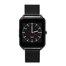 Women Men Bluetooth Smart Watch Gsm Sim Unlocked Phone Mate For Android Motorola