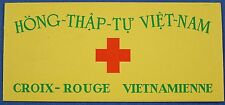 Vietnam South 1952 Rotes Kreuz Red Cross Markenheft Tadellos Postfrisch MNH
