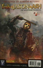 (2009) Freddy vs Jason vs Ash Nightmare Warriors #1 JASON Variant Cover