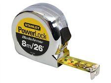 STANLEY sta033526 POWERLOCK regola Blade Armor Tape Measure 8M 26ft 0-33-526 NUOVO