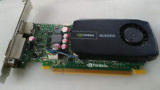 NVIDIA Quadro 600 1GB FOR CAD USER, GREAT CONDITION, TESTED AND FULLY FUNCTIONAL