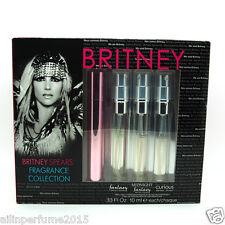 Britney Spears Fragrance Collection 3pcs Gift Set Eau De Parfum for Women