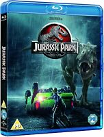 * Blu-Ray Film NEW SEALED * JURASSIC PARK * Dinosaur Movie