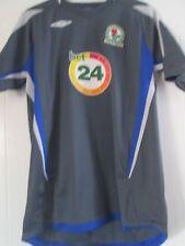 Blackburn Rovers Training Football Shirt Size xl boys BRFC  /43859