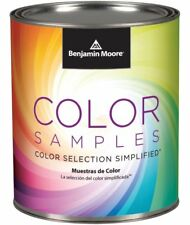 Benjamin Moore Custom Tinted Paint Sample 'Best Selling' Colors-Pint Eggshell