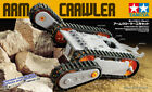Tamiya 70211 Arm Crawler Tracked Vehicle Chassis Kit For STEM Construction Model