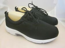 Drew Excel Men's Black Lace Up Mesh Athletic Sneakers US 9.5 WW Shoes NEW