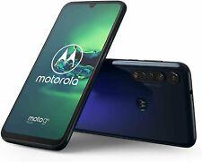 "Brand New Motorola Moto G8 Plus 6.3"" 64GB Cosmic Blue 4G LTE Dual SIM (Unlocked)"