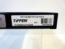 "New 4x5.65"" Tiffen 4x5.650 NATural Neutral Density ND0.6 Filter W45650NATND06"
