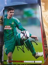 Signiertes Foto Maximilian Wöber Ajax Amsterdam  NEU Österreich  Rapid Wien