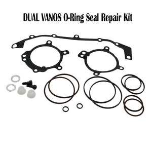 Dual Vanos O-Ring Upgrade Seal Repair Kit Replacement Fits BMW E39 M54 E46 E53
