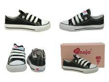 Chaussures noires à lacets pour fille de 2 à 16 ans Pointure 31