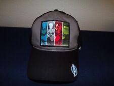 Adult Hat Marvel  Hulk Thor Captain America Iron-Man Disney Parks new
