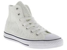 Sneakers alta Bambina Converse 661036c Primavera/estate Bianco 36