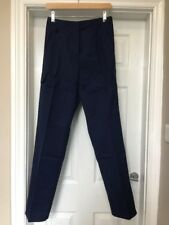 BNWT Haywood TL45 Work Nurses Carer Cargo Trousers in Navy Size 14 x 32L