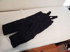 Boys toddler snowpants size 4/5 OUTBROOK Black