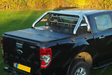 2016 Ford Ranger T6 Roll Bar Stainless Steel Fits with tonneau covers