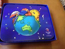 Jason - Sydney 2000 Olympic Millenium Edition Mascot Global 6 Coasters