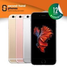 Apple iPhone 6S - 16GB 32GB 64GB 128GB -Gold/Silver/Grey/Rose- UNLOCKED/SIMFREE