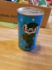 1979 Wngea Beer Can - Wisconsin National Guard - Badger