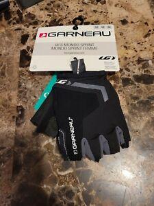 Louis Garneau Women's Mondo Sprint  Bicycle Gloves new size Medium