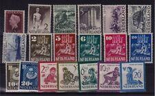 Nederland Netherlands  jaargang 1950  549-567  luxe postfris