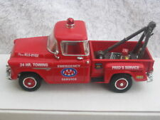 MATCHBOX COLLECTIBLE YRS01-M 1955 CHEVY AAA TOW TRUCK