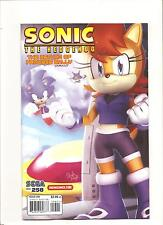 Archie Comics  Sonic The Hedgehog #258 Return of Princess Sally VARIANT Edition